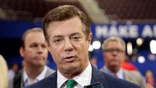 Paul Manafort asked to surrender to federal authorities