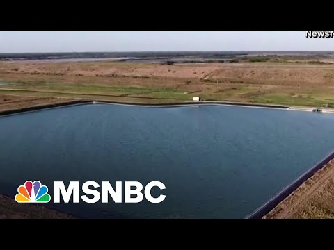 Officials Expand Evacuations As Florida Wastewater Breach Worsens | MSNBC