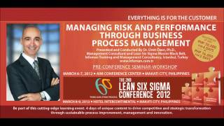 Managing Risk and Performance Through Business Process Management