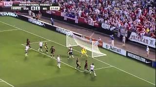 USA 2 - 4 Belgium 30/5/2013