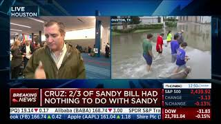 Sen. Cruz on CNBC - August 28, 2017