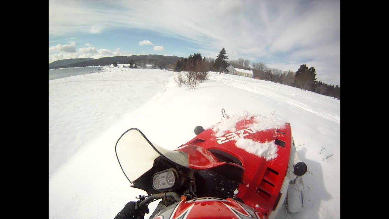 Yamaha Phazer  Track