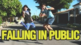 Cayendo en publico (FALLING IN PUBLIC)