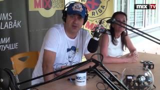 MIX TV: Comedy Сlub 2014: В гостях у радио MIX FM Гарик Мартиросян
