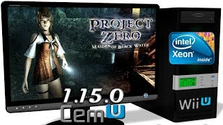 CEMU 1.15.0 [Wii U] - Fatal Frame: Maiden of Black Water [Gameplay] Cemuhook #16