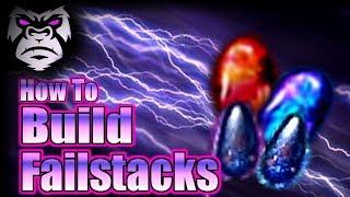 HOW TO BUILD FAILSTACKS / ENHANCE - PRI / DUO / TRI / TET/ PEN   Black Desert Online [ PC Xbox ]