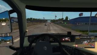 Euro Truck 2-откриване на скандинавия#2