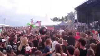 Rectal Smegma @ Summer Breeze 2015 (live) (Ananas)