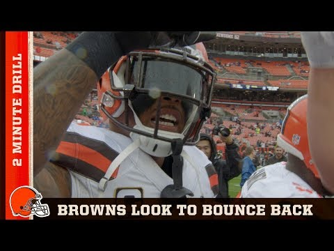2 Minute Drill: Browns look to bounce back in Tampa Bay | Cleveland Browns