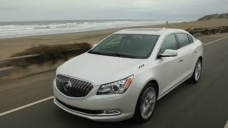 Car Tech - Fast data in the Buick LaCrosse