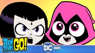 Teen Titans Go! | Super Powers: Raven | DC Kids