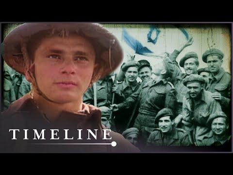 The Secret Israeli Unit That Hunted Nazis  | Secrets Of War | Timeline