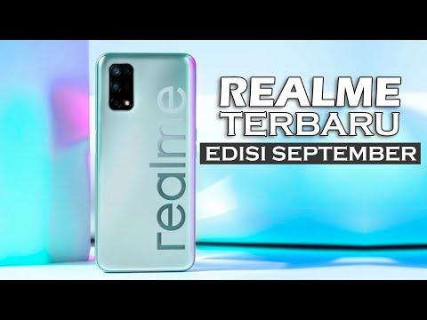 Seri C dari Realme pertama yang menggunakan in display selfie camera dan Upgrade ram lebih besar dar.