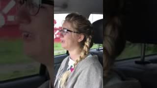 Milkshake After Wisdom Teeth Removal- Mom I'm Shaped Like a Grasshopper!
