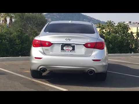 2014 INFINITI Q50 for sale in San Rafael, CA; INFINITI of Marin I17178