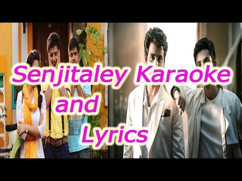 Senjitaley Karaoke and Lyrics Remo