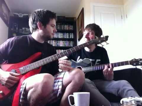 Reel Big Fish - Monkey Man (guitar And Bass Cover)