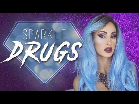 SPARKLE DRUGS - Overdose di Glitter by MULAC!