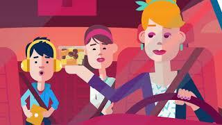 7-Eleven Now: Crazy Carpool...