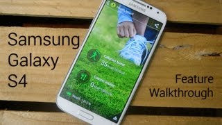 samsung galaxy s4 new features explained