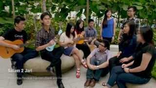 Salam 2 Jari (Cover dari Komunitas Revolusi Harmoni Singapura)