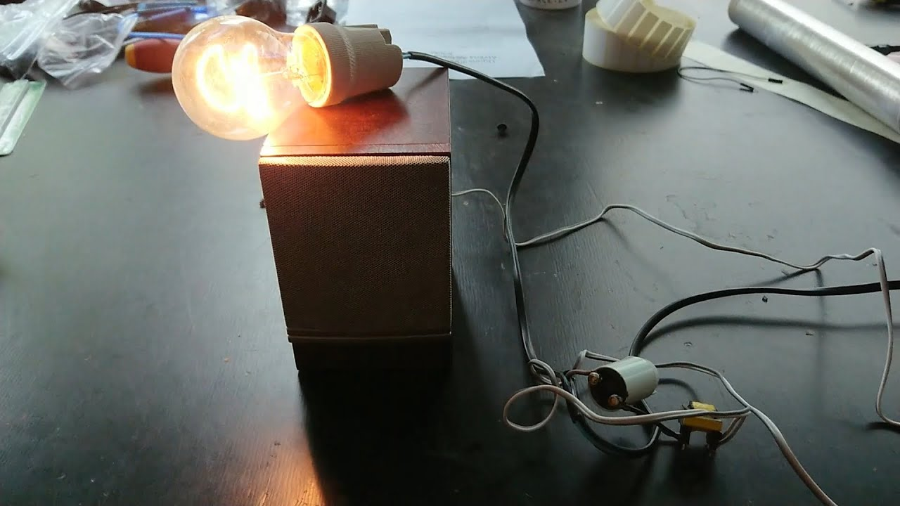 Sound Effects Circuit