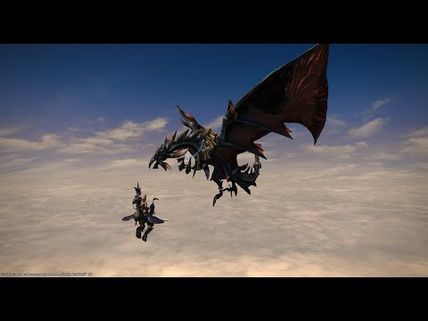 Ff14 how to get the second chocobo mount