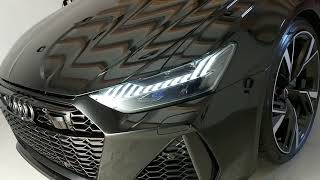 -Herzblut- Cardetailing Audi RS6 C8