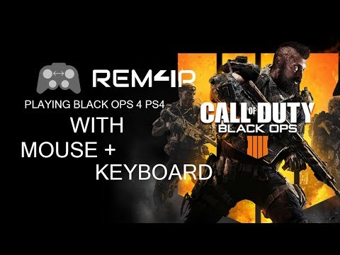 REM4P - Destiny 1 KB & Mouse Quick Gameplay (PS4 Pro) by Seathasky