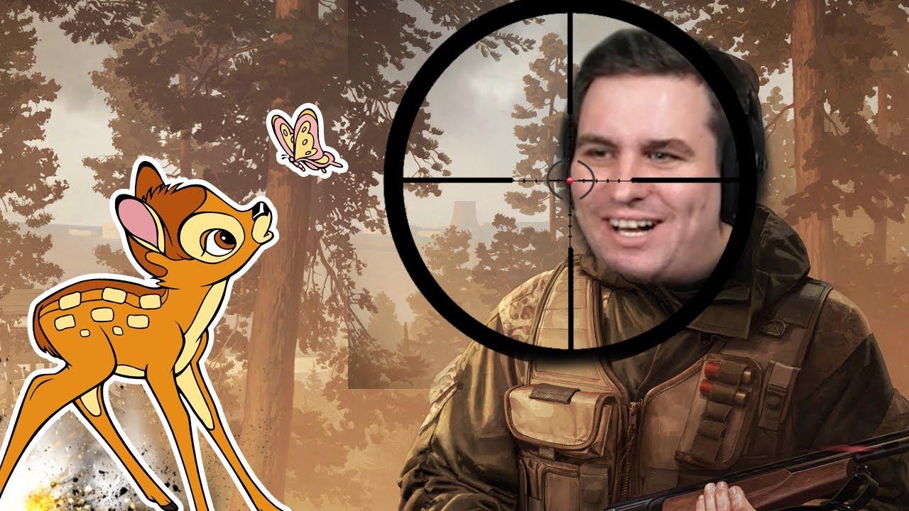 MOSIN MEYER | Escape from Tarkov Gameplay