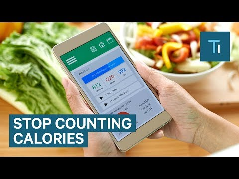 Stop Counting Calories If You Want To Lose Weight