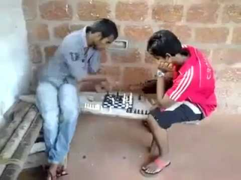 видеоприкол шахматы с острова