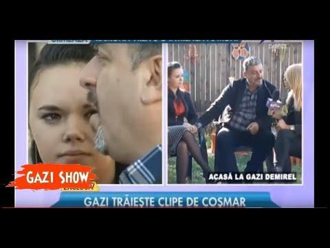 Gazi Demirel traieste clipe de cosmar!