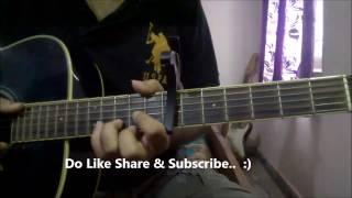Uff Yeh Noor - Armaan Malik , Amaal Malik   Guitar Lesson For Beginners