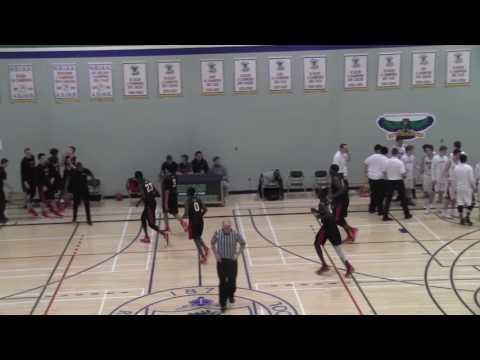 VBoys Hoops v Canada TopFlight Academy