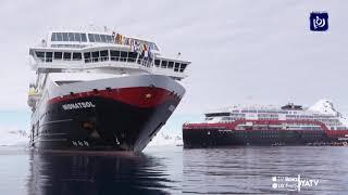 القطب الجنوبي يستقطب السياح عبر رحلات بحرية تراعي البيئة - (30-11-2019)