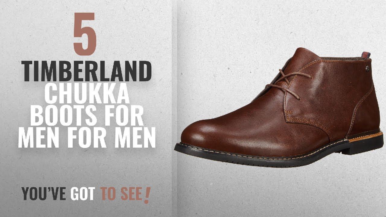 c787d4bb5ca Top 10 Timberland Chukka Boots For Men [ Winter 2018 ]: Timberland Men's EK  Brook Park Chukka