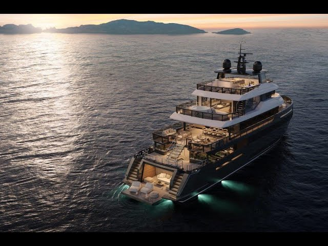 Benetti B.Yond 37M – The Benetti Luxury Explorer