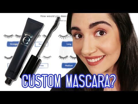 "I Tried ""Perfect"" Customized Mascara"