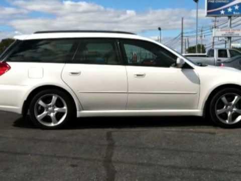 2006 subaru legacy wagon 2 5 gt ltd auto ivory int suv lancaster pa youtube. Black Bedroom Furniture Sets. Home Design Ideas