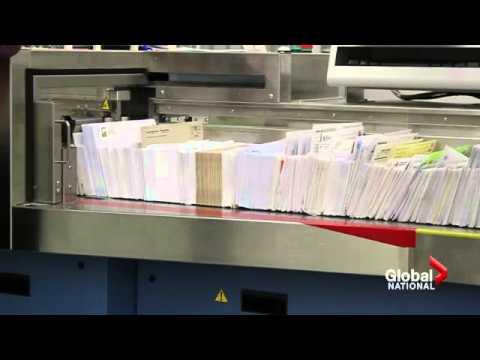 Canada Post ends door-to-door delivery by 2019