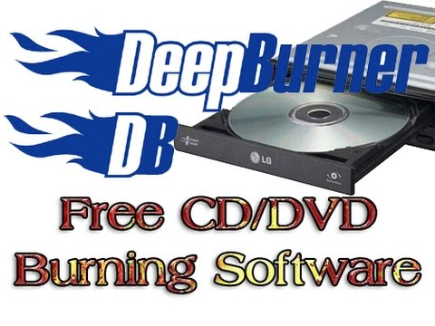 Free DVD Burner Software I Download Deep Burner