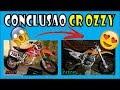 CONCLUSÃO ADAPTAÇÃO IMPORTADA COM MOTOR DE TWISTER CR OZZY