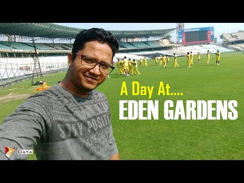 A Day Eden Gardens | Shooting With Fitness Trainer Mr. Chinmoy Roy | VLOG | Data Dock