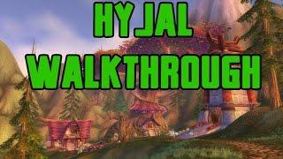Battle For Mount Hyjal Walkthrough/Commentary