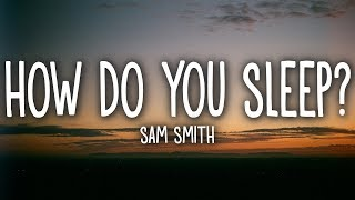 Download lagu Sam Smith How Do You Sleep MP3
