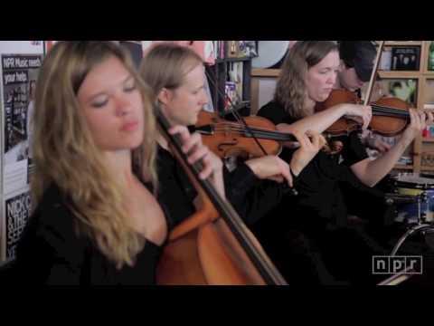 alt-J: Tiny Desk Concert (Highlights)