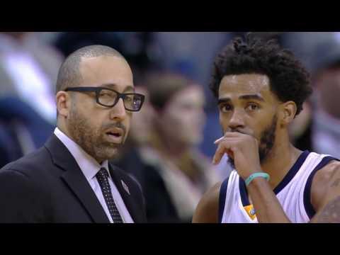 All-Access: Memphis Grizzlies | April 6, 2017 | 2016-17 NBA Season