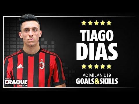 TIAGO DIAS ● AC Milan U19 ● Goals & Skills