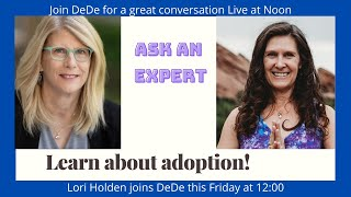 Have Questions about Adoption?  We share the facts